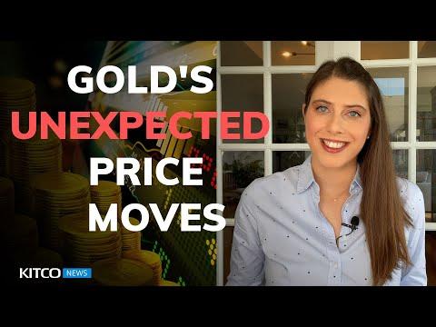 Gold surprises investors this week