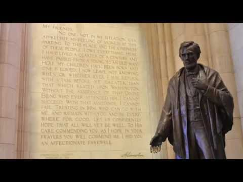 National Cathedral Tour: Abraham Lincoln Bay