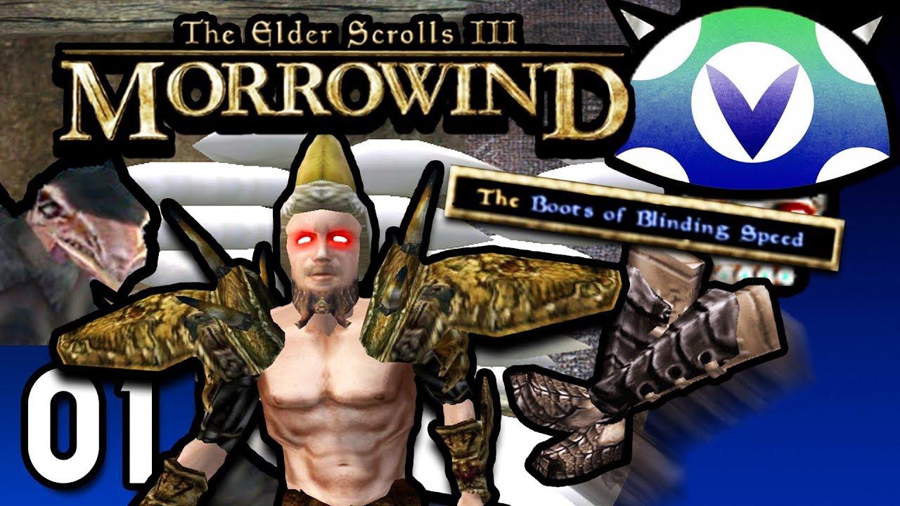 [Vinesauce] Joel - Morrowind ( Part 1 )