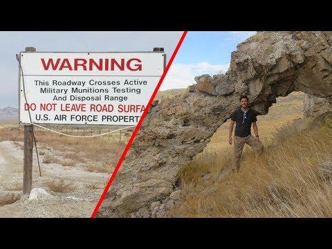 WAAAY Off the Beaten Path (Vanlife/SUV Camping Adventures)