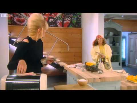 "Absolutely Fabulous - Identity - ""It's a Wallet"""