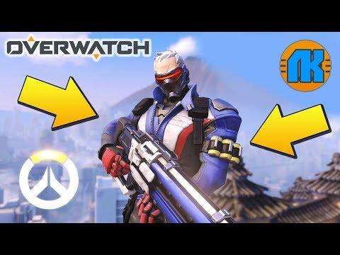Overwatch \ #1 \ БЕТА ТЕСТ \ ЭТО КРУТО \ СКАЧАТЬ ОВЕРВОТЧ !!!