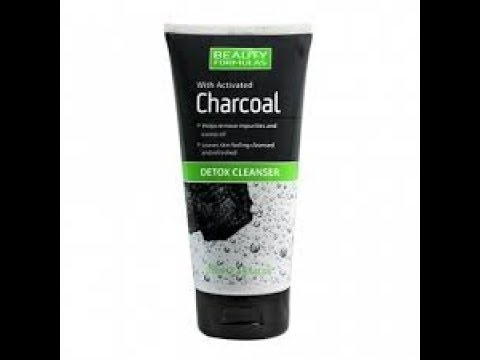 Beauty Formulas Detox Cleanser With Activated Charcoal Review
