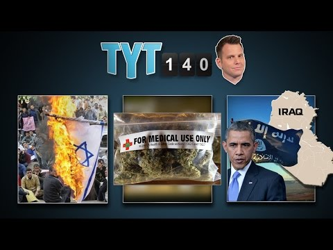 Gaza Ceasefire, Syria Surveillance, BK to Canada & Obama Statue Returned | TYT140 (August 26, 2014)