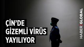Çin'de Gizemli Virüs Yayılıyor