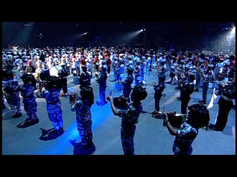 Amazing Finale-Massed Military Bands -FIMMQ 2010
