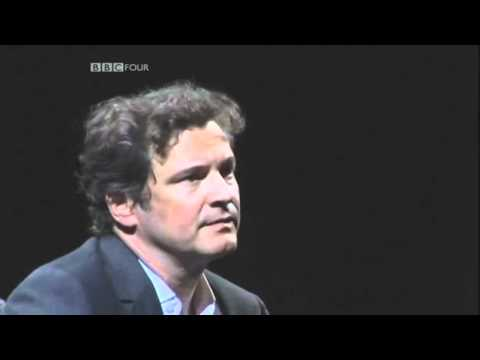 Colin Firth: Harold Pinter, The Caretaker