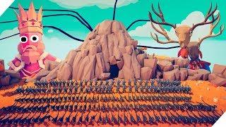 История о ВОБЛЕРЕ ФЕРМЕРЕ! Шаман Вождь племени абориген. Эпические битвы