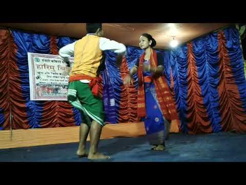 Fagun fagun 2018 bwisagu cultural video song binaisha and mwina boro