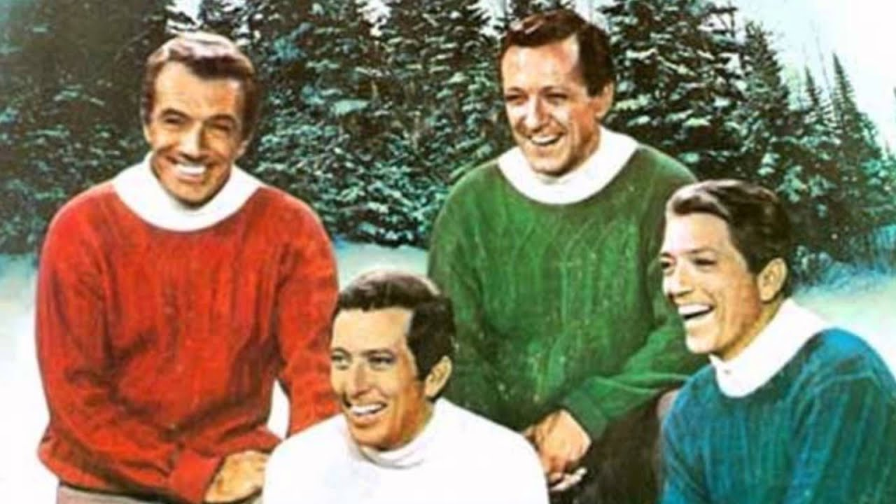 andy williams brothers christmas album white christmas 1970 - Andy Williams White Christmas