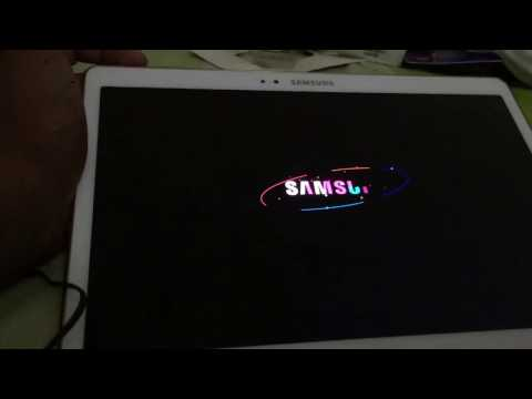How to Hard Reset or Format Samsung Galaxy Tab S 10.5 (SM-T805)