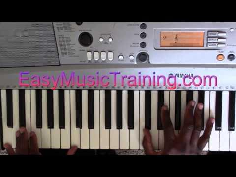 Awesome God - JJ Hairston - Youthful Praise / EasyMusicTraining.com