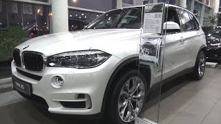 2016 BMW X5 xDrive30d (F15) In Depth Review