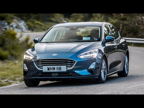 Test Drive Ford Focus 2018