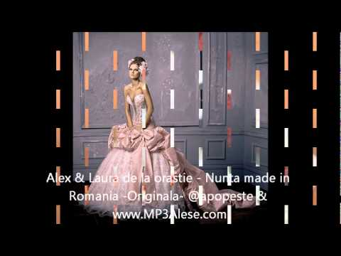Alex & Laura de la orastie - Nunta made in Romania.wmv
