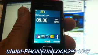 UNLOCK NOKIA X2,X3,X6,ALL NOKIA MODELS AND CARRIERS