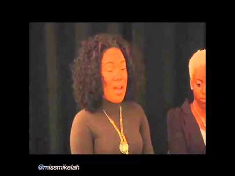 Snippet: Jay Blessed at Caribbean Digital Divas 2014 #CaribDD