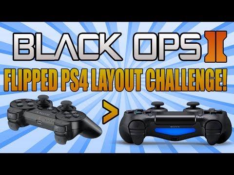 Voorbereiden voor de PS4! PS4 &quotFLIPPED&quot Button Layout Challenge! Black Ops 2 (Live Dutch Commentary)