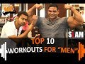TOP 10 WORKOUTS FOR