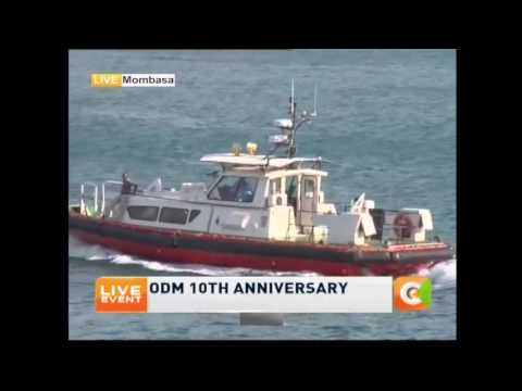 Governor Joho's speech at ODM's 10th anniversary