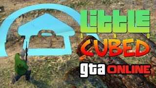 little and cubed capture the case gta online