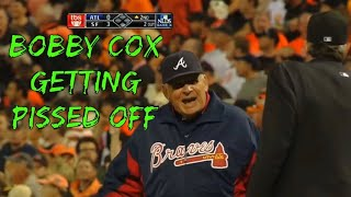 Bobby Cox getting Pissed Off
