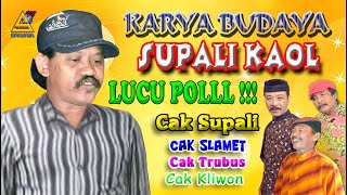 Video SUPALI Jadi Penari - Lucu Full -  KARYA BUDAYA download MP3, 3GP, MP4, WEBM, AVI, FLV Oktober 2018