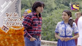 Yeh Un Dinon Ki Baat Hai   Naina Takes Sameer To A Temple For Their First Date   Best Moments
