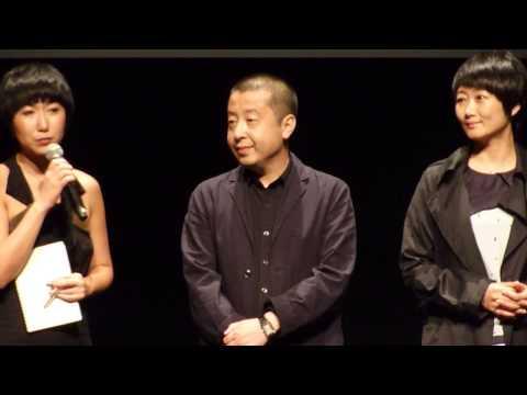 TIFF13  A Touch Of Sin Tian zhu ding   with Zhangke Jia & Tao Zhao