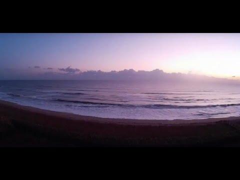 Beach Web Camera, Ocean Video, Atlantic Ocean, Time lapse video