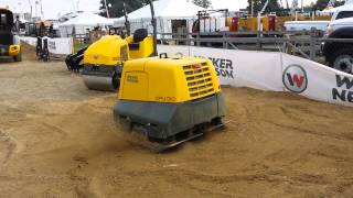 Video still for Wacker Neuson DPU 130 Vibratory Plate