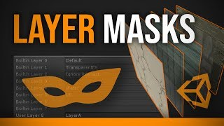 Layer Masks in Unity | Left shift and bitwise OR | Tutorial