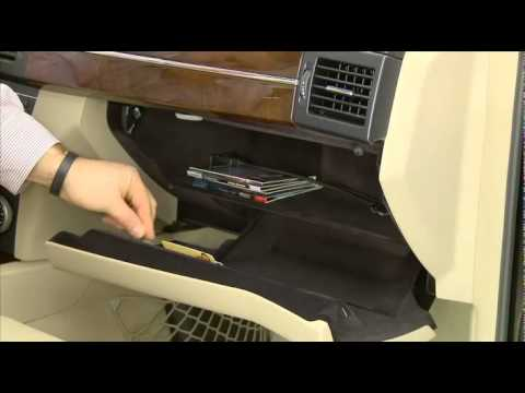 Storage and Accessory Power - Mercedes-Benz USA GLK-Class - YouTube