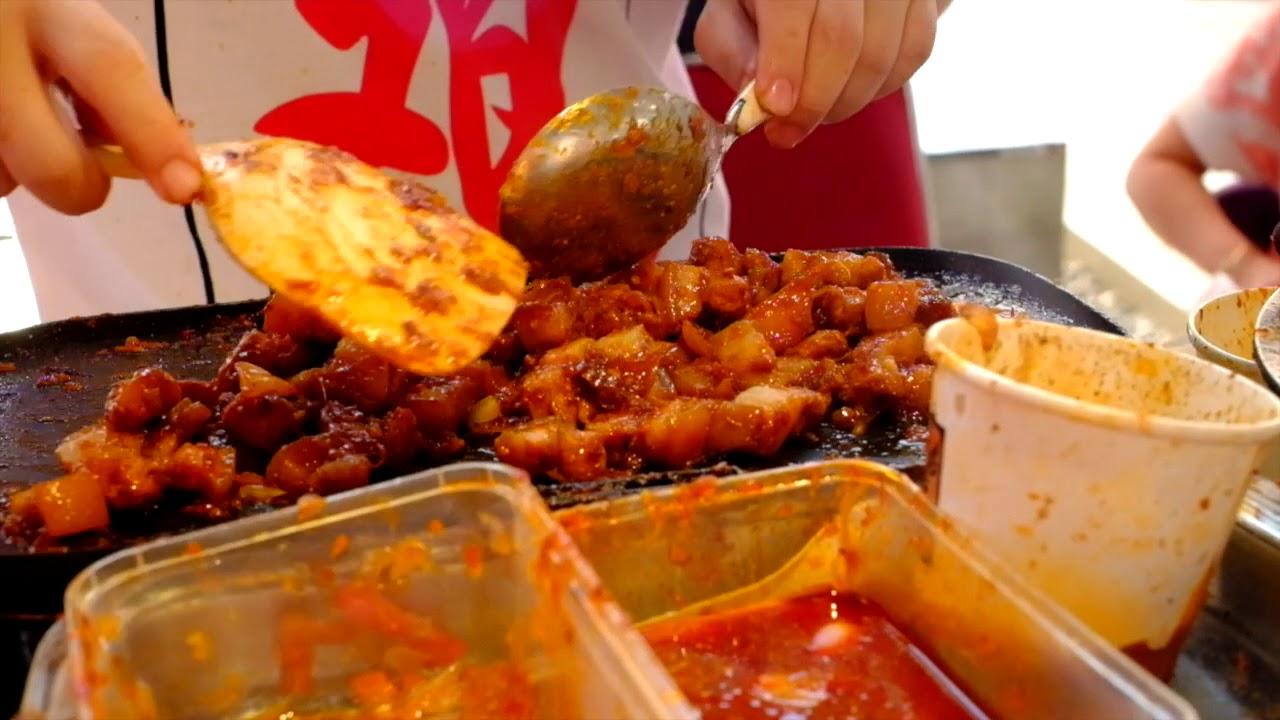Kuliner Babi Pork Street Food Pik Avenue Pik Pantai Indah