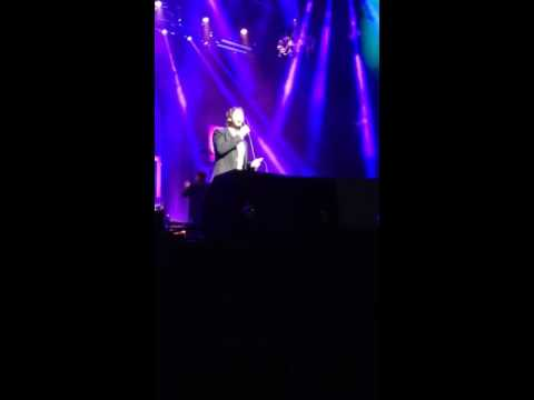 If I can't love her -josh groban live (first half)  Toronto 2015