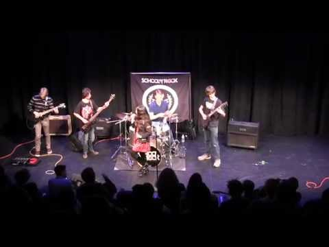 Soundgarden - Blow Up the Outside World - Seattle School of Rock featuring Matt Cameron