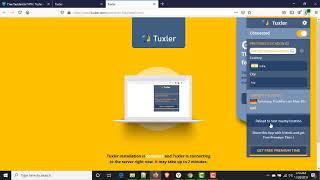 How To Tuxler Installation on Firefox