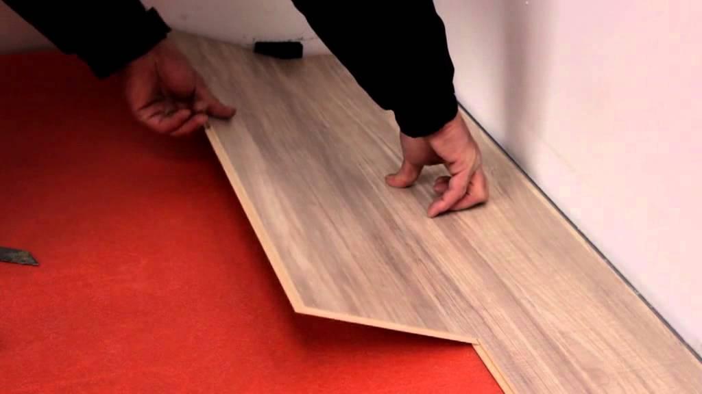 Istruzioni posa pavimento youtube - Pavimenti laminato ikea ...