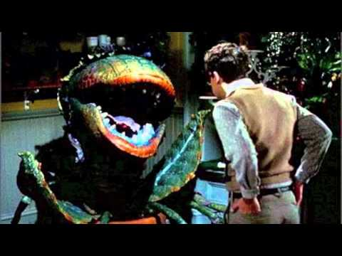 The Little Shop Of Horrors 1986 Feed Me Seymour Git It Full Youtube