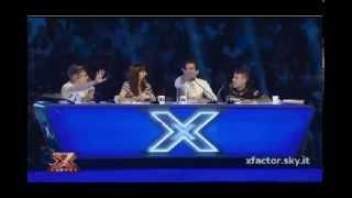 Miguel Serse LIVE ad X Factor 2014 audizioni
