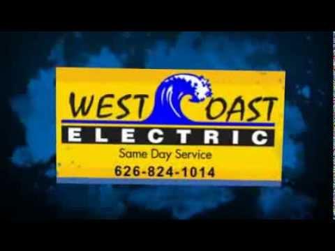 West Coast Electric Electrician Service Repair in Covina, CA 91723,  Glendora CA 91741