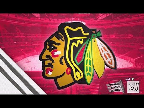 Chicago Blackhawks 2017 Goal Horn
