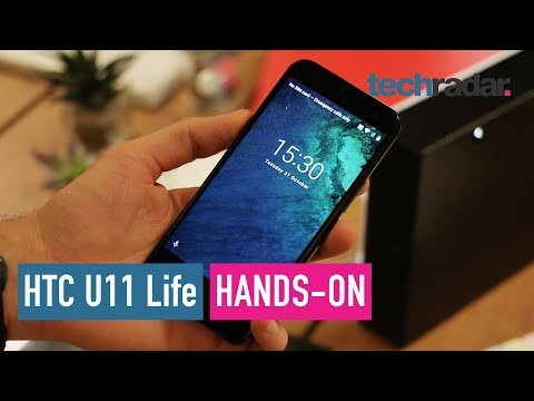 Download Youtube: HTC U11 Life hands-on review