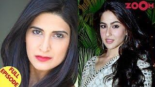 Aahana Kumra CALLS OUT Sajid Khan | Sara Ali Khan BAGS her 3rd film? & more