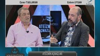 07-03-2016 Ateizmin Açmazları - Prof Dr Caner TASLAMAN - Yükselen Sözler – Hilal TV 2017 Video