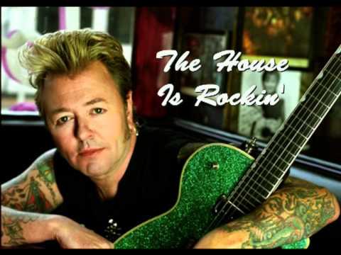 Brian Setzer  - The House Is Rockin'