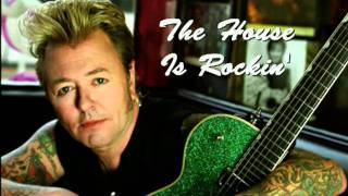 Brian Setzer  - The House Is Rockin