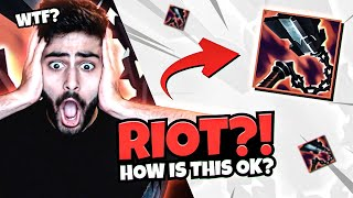 Yassuo | RIOT!!! HOW IS THIS ITEM OKAY?! (Twitch Rivals Scrims)
