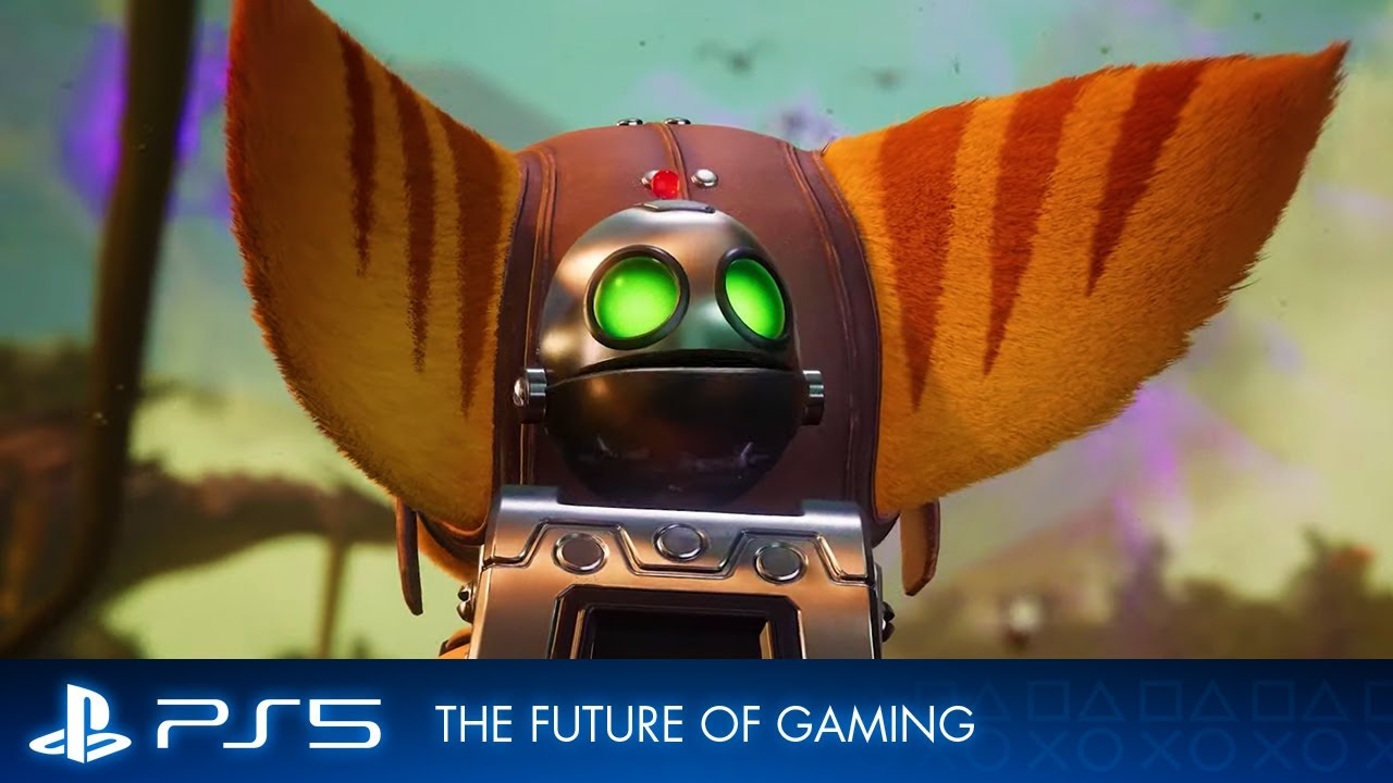 Ratchet Clank Rift Apart Announced For Playstation 5