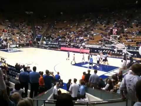 Pre-Frosh BYU Cougar Basketball